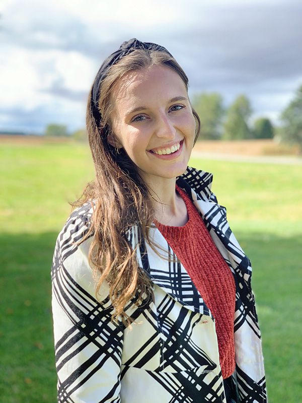Welcome Megan Schlipf